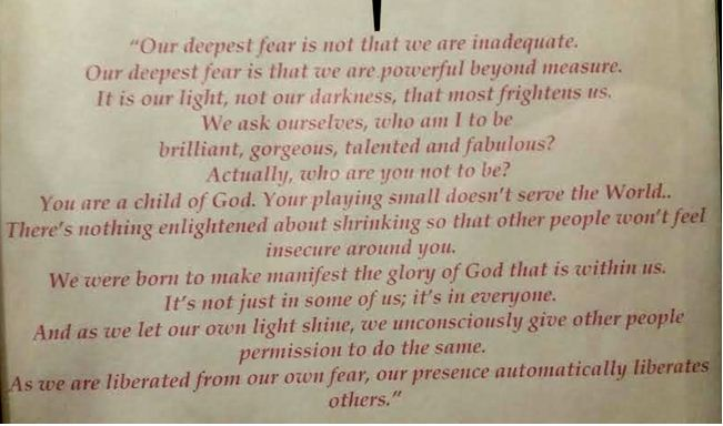 our deepest fear #77
