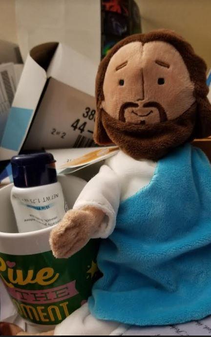 827 deal Jesus doll