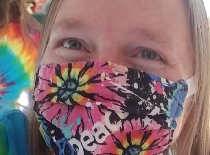 peace mask 860